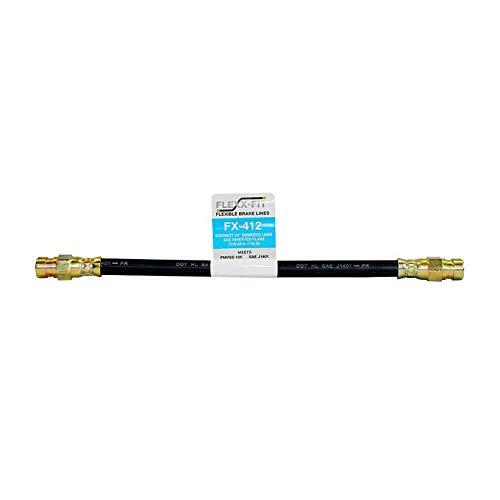 Domestic Flexible Brake Line 1//4 x 12