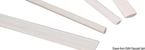 Osculati Sail Batten 40x4 mm (4 m) (package 4 m)