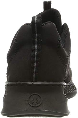 Rieker N5604 00, Sneakers Basses Femme: