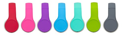 Snug Play+ Kids Headphones Volume Limiting and Audio Sharing Port