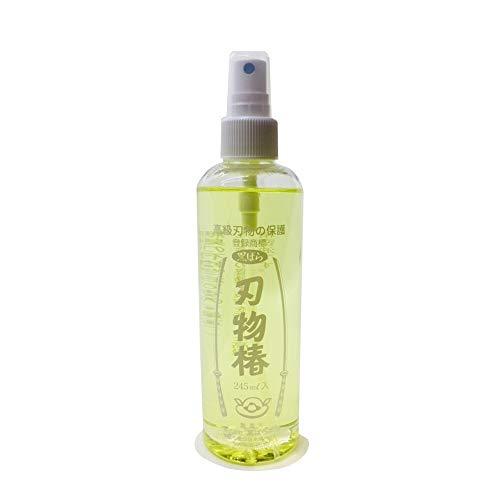 KUROBARA 100% Pure Tsubaki Japanese Knife Maintenance Camellia Oil (8.6 oz)