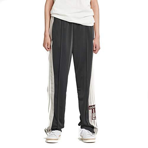adidas Originals Women's Adi Break Track Pants Carbon X-Large