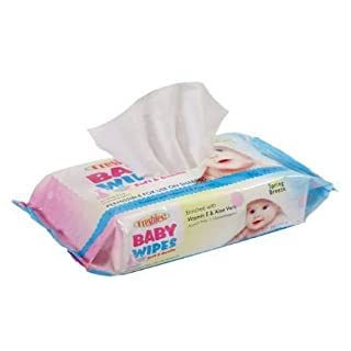 Wipes for baby and household use 80 Ct, 4 Pack, Total Of 320 Wipes