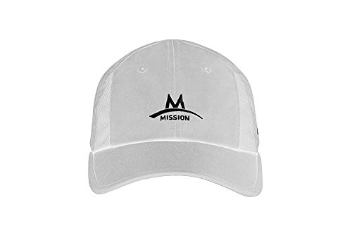 - MISSION Enduracool Cooling Performance Hat (White #2)