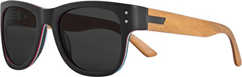 Shred Belushki Shrastawood Polar Sunglasses, Smoke - Overstock Sunglasses Com