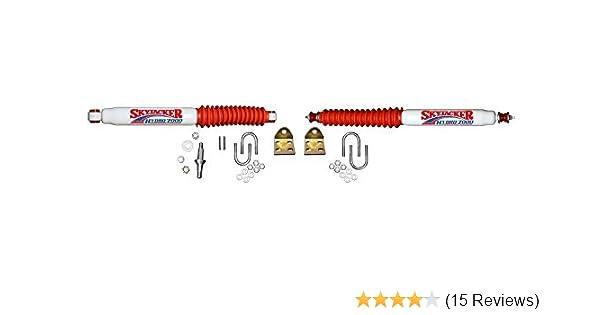 Skyjacker 7219 Steering Stabilizer Dual Kit