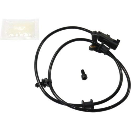 - ABS Speed Sensor compatible with Dodge Durango/Aspen 2007-2009 Front Right or Left Side 2 Male Blade Terminals