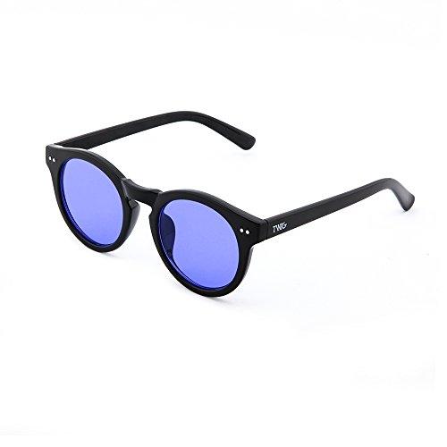 Negro de TWIG espejo degradadas Gafas sol Viola mujer FRIDA 0wdzqxEZ