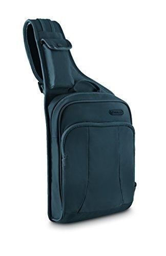 Pacsafe Metrosafe 150 GII Anti-Theft Cross Body Sling Bag, Midnight (Peace Sling Bag)