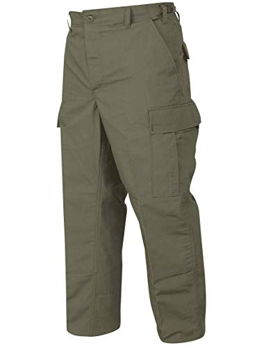 Military Men's 100% Cotton Rip Stop BDU Cargo Pants, for sale  Delivered anywhere in USA