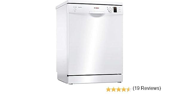 Bosch Serie 2 SMS25AW05E lavavajilla Independiente 12 cubiertos A ...