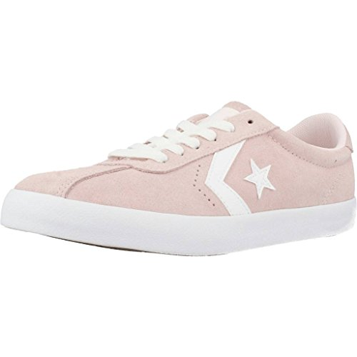 Converse Unisex-Kinder Breakpoint Ox Arctic Pink Sneaker Rosa