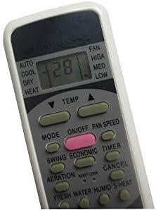 Remote Control For Comfee MPS1-07CRN1 MPN7-09CRN1 MPM4-12CRN1 AC Air Conditioner