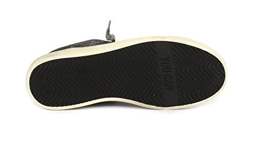 P448 John Sneaker Donna Grigio Sakura Da xaA1Uwq6