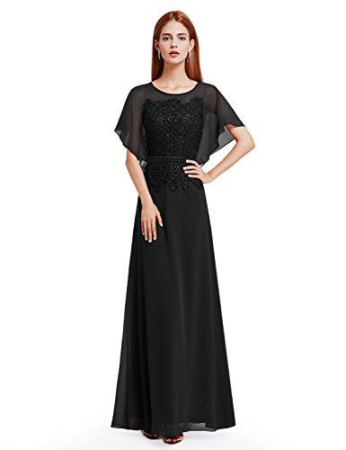formal black tie affair dress - 7