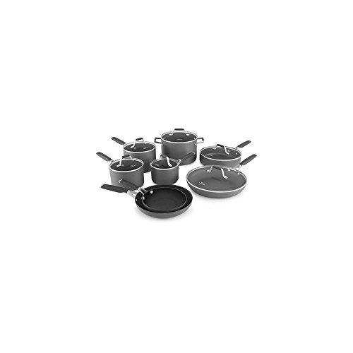 Calphalon Select By Calphalon 14 Piece Hard-Anodized Non-Stick Cookwar