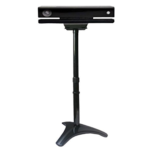 OSTENT Floor Mount Dock Stand Holder Compatible for Microsoft Xbox One Kinect Sensor Camera (Best Xbox One Kinect Mount)