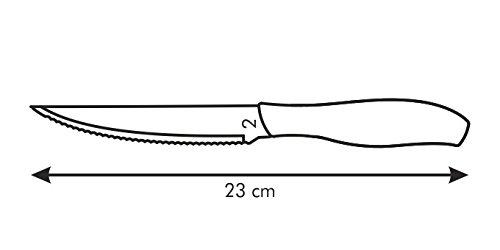 Tescoma Steak knife SONIC 12 cm, 6 pcs
