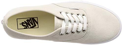 Blanco eu Zapatos 36 Vans Ante Mujer Moonbeam Authentic Pig Beige 5 Us true 6 5 aan0zr