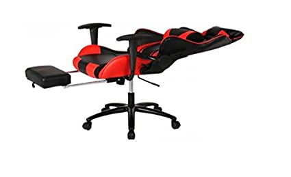 Ordinaire Pc Gaming Chair Cool Computer Chairs High Back Luxury Executive Racing,  Color Red