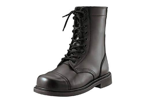 (Combat Boot Black 9