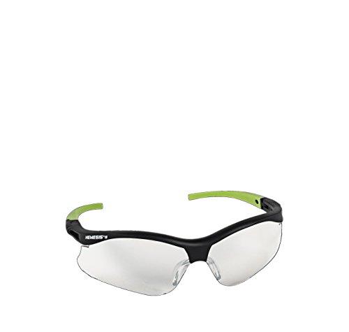 Jackson Safety 38480 V30 Nemesis Small Safety Glasses, In...