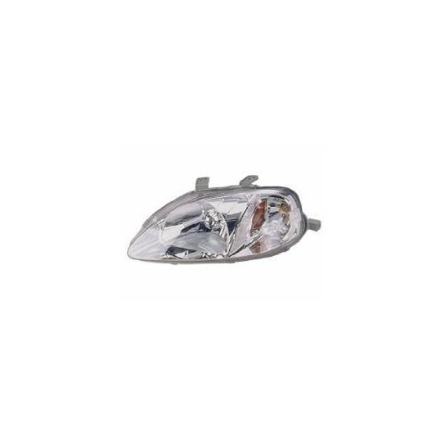 2000 honda civic driver headlight - 8
