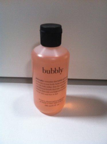 Philosophy Shampoo,shower Gel & Bubble Bath Bubbly 6oz/180ml