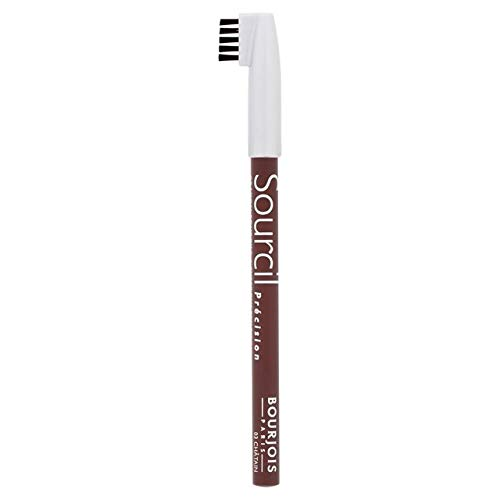 - Bourjois Sourcil Precision Eyebrow Liner 4g. Fill, brush, and tame your eyebrows 03 Chatain