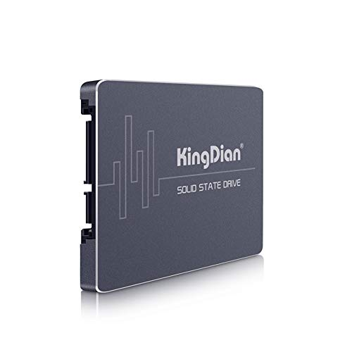 KingDian New 240G with 256M Cache SSD Solid State Drive 2.5 inch SATAIII High Speed Upgrade Kit Portable External Internal for Laptop Desktop PCs and MacPro(S280 ()
