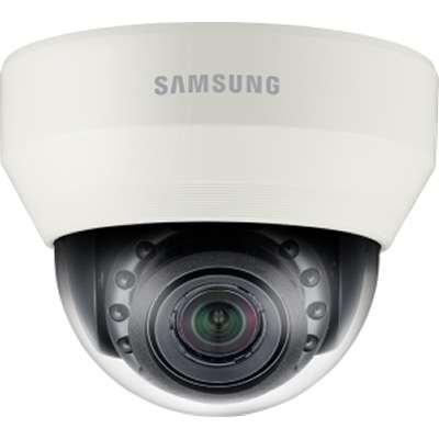 - Samsung Techwin SND-6011R 2MP 1080p Full HD Network IR Wisenet III Fixed Dome Camera