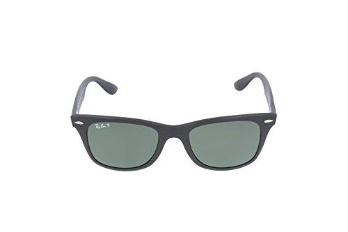 Ray-Ban Men's Wayfarer Liteforce Polarized Square Sunglasses