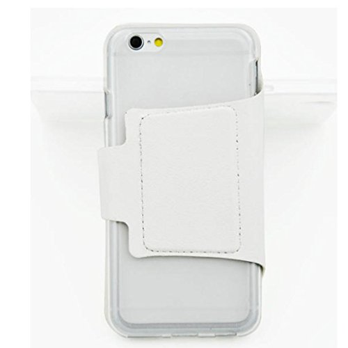 iPhone 6 Hülle,Apple iPhone 6 Hülle (4.7 Zoll) Lifetrut®[Weiß] Flip Case mit lebenslanger Garantie + Kartenfächern & Standfunktion