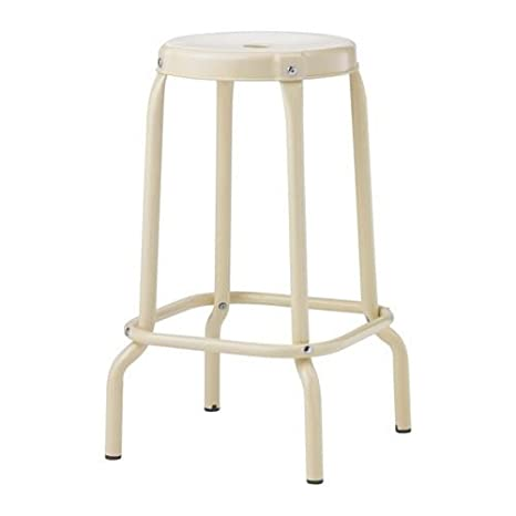 huge discount 40a18 4378e RASKOG - Bar Stool, Beige: Amazon.co.uk: Kitchen & Home