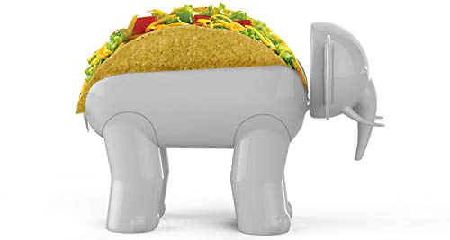 ELEPHANT TACO HOLDER - THE ULTIMATE MULTIPURPOSE FOOD HOLDER - KIDS BOOK FEATURING ELROY THE ELEPHANT TACO HOLDER by Glue Theory (Image #1)
