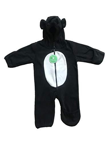 Cuddle Club Baby Bunting Fleece Bodysuit -