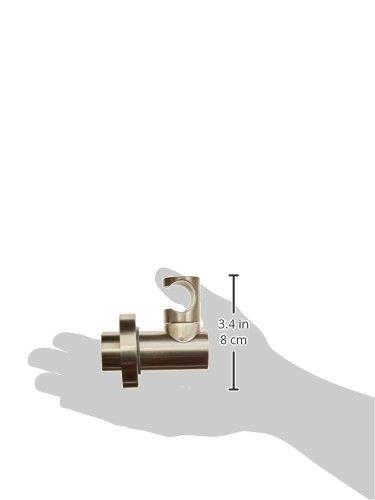 Jaclo 8058-SN Deluxe Brass Adjustable Wall Mount, Satin Nickel by Jaclo (Image #1)