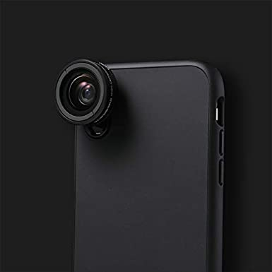 compatible with ModNX, PlayProof and SolidSuit Extra Protection for iPhone XR // 8//7 Camera RhinoShield Add-On Lens Adapter for iPhone XR//iPhone 8 // iPhone 7 Lenses not included