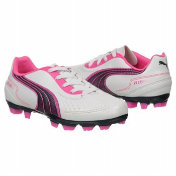 Amazon.com: Puma SR V5.11 FG Girls Soccer Shoes: Shoes