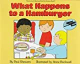 What Happens to a Hamburger?, Paul Showers, 0690044275