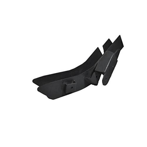 durable modeling Trail Arm Skid Driver LH Center Frame Rust Repair ...