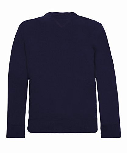 Anna's Sportswear Men's Pima Cotton Sweatshirt with soft feel-Navy Size X-Large ()