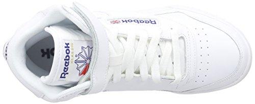Reebok Ex-o-fit Unisex-adulti Alte Scarpe Da Tennis Bianca (int-bianco)