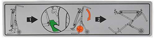 Hitachi 370035 Caution Label Uu240R Part