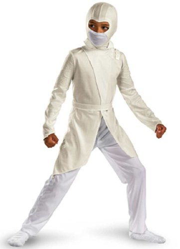 Child G.i. Joe Storm Shadow Costume - 7-8 -