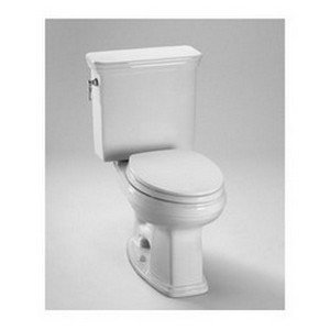 Promenade Round Toilet Bowl - Eco Promenade 1.28 GPF Toilet with Round Bowl