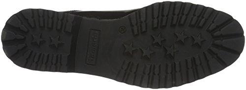 Tamaris 23214 - Zapatos Oxford para mujer Negro (BLACK 001)