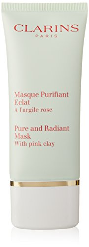 iant Cleanser Mask with Pink Clay for Unisex, 1.7 Ounce ()