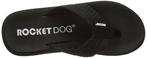Rocket Dog Sunset Flip Flops - Black