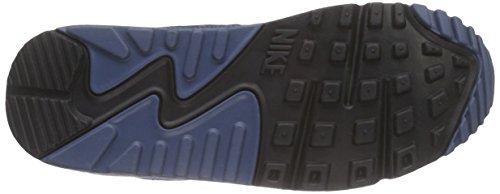 Blu Corsa Nvy Da Bl brgd Donna Air Nike Leather 90 mtlc Max blau B sqdrn Scarpe Armry 6pgqwY8q